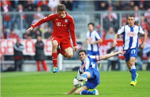 Dự đoán bóng đá Hertha Berlin vs Bayern Munich 01h30, ngày 29/09