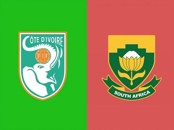 Dự đoán Bờ Biển Ngà vs Nam Phi, 21h30 ngày 24/06