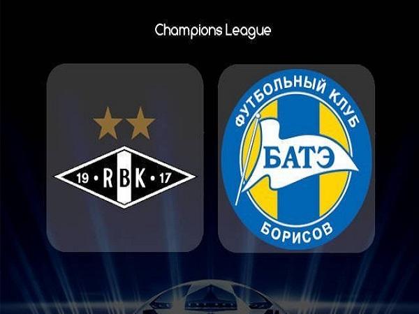 Phân tích kèo Rosenborg vs BATE Borisov, 0h00 ngày 1/08