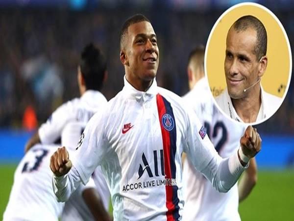 Rivaldo đưa lời khuyên cho Mbappe