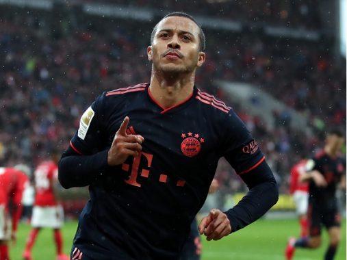 Juventus đàm phán mua tiền vệ Thiago Alcantara của Bayern