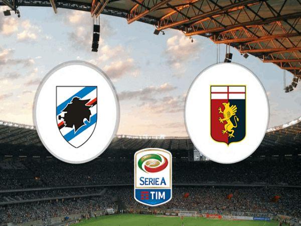 Nhận định kèo bóng đá Sampdoria vs Genoa