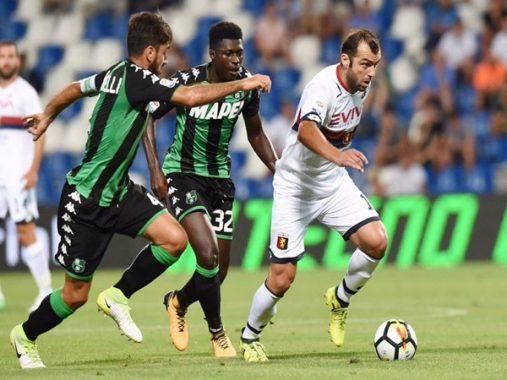 Nhận định tỷ lệ Sassuolo vs Genoa (00h30 ngày 30/7)