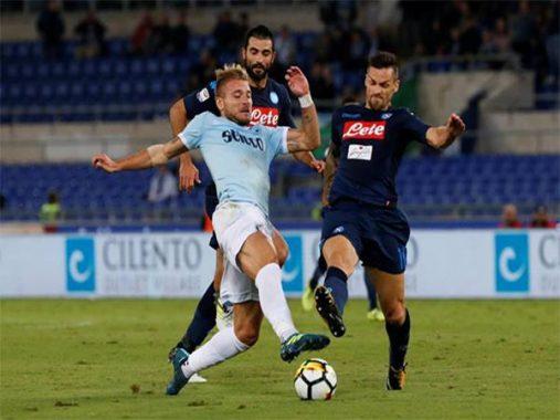 Nhận định kèo Châu Á Napoli vs Lazio (1h45 ngày 2/8)