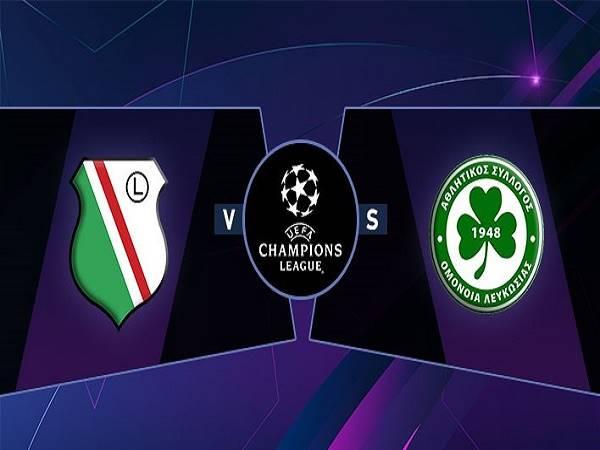 Nhận định Legia Warszawa vs Omonia Nicosia, 01h00 ngày 27/8
