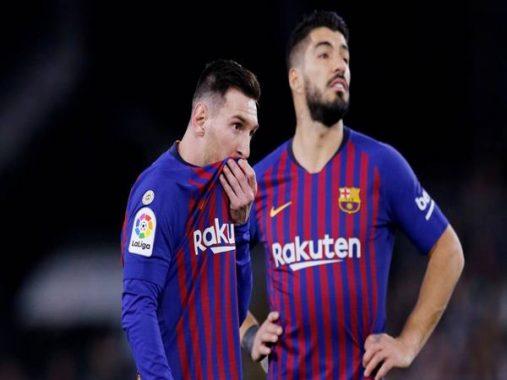 Tin bóng đá La Liga ngày 17/9: Bartomeu khiêu chiến với Messi – Suarez