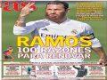 Tin bóng đá tối 27/10: Ramos bất đồng với Real về gia hạn