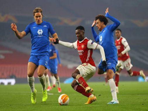 Nhận định kèo Châu Á Molde vs Arsenal (00h55 ngày 27/11)