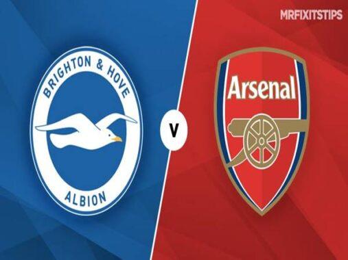 Nhận định Brighton vs Arsenal, 01h00 ngày 30/12