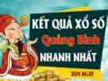 Soi cầu XS Quảng Bình chính xác thứ 5 ngày 31/12/2020
