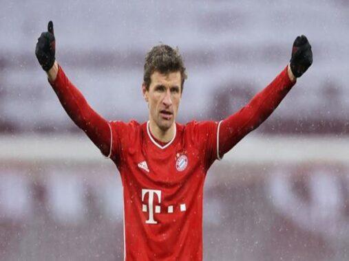 Bóng đá QT ngày 18/1: Bayern Munich vô địch lượt đi Bundesliga