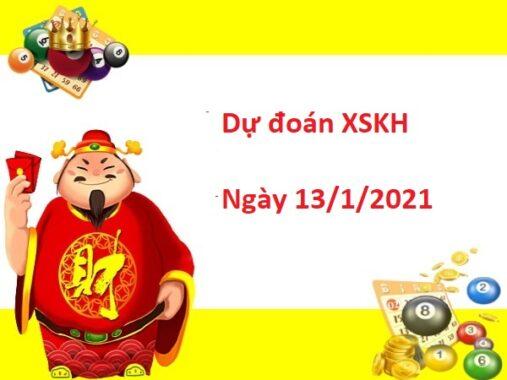 Dự đoán XSKH 13/01/2021 – Dự đoán Xổ Số Khánh Hòa Thứ 4