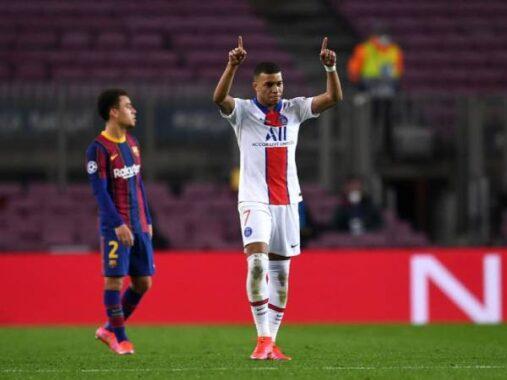 Tin bóng đá QT 17/2: Đẳng cấp Mbappe đánh sập Nou Camp