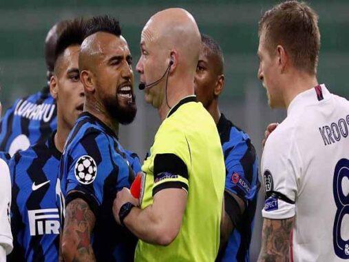 Tin BĐQT chiều 13/3 : Inter Milan sẽ không có sự phục vụ của Arturo Vidal