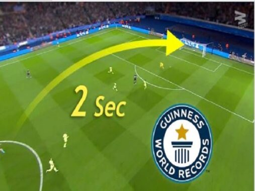 Top 10 bàn thắng nhanh nhất lịch sử bóng đá
