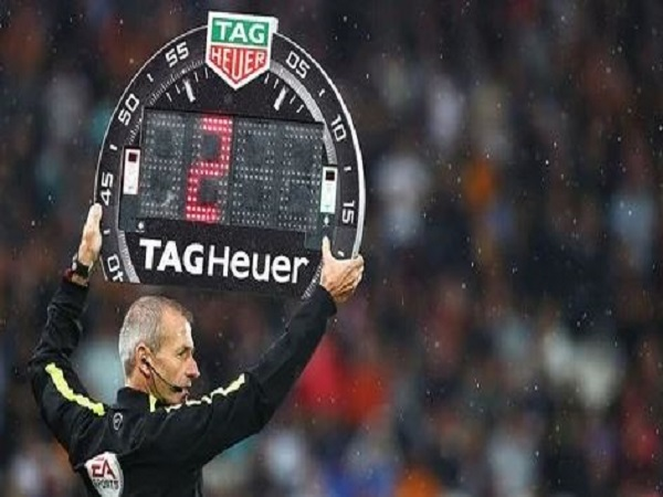 Trận đấu luôn kéo dài 90 phút?