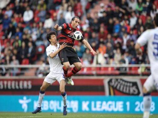 Nhận định kết quả Suwon vs Pohang Steelers, 17h30 ngày 20/4