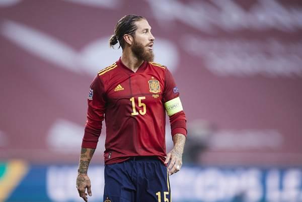 Ramos bị loại khỏi tuyển Tây Ban Nha dự Euro 2020