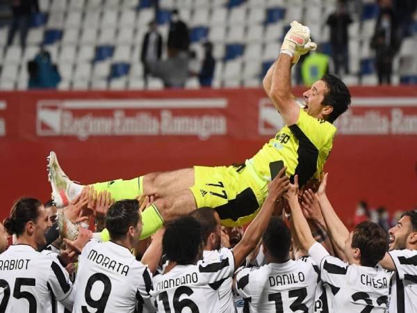 Bóng đá QT chiều 20/5: Sao trẻ tỏa sáng đưa Juve vô địch Coppa Italia