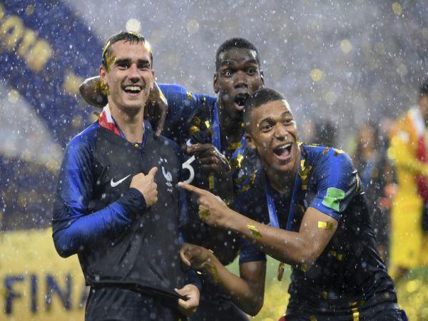 Bóng đá quốc tế 29/5: Coman coi ĐT Pháp mạnh nhất EURO