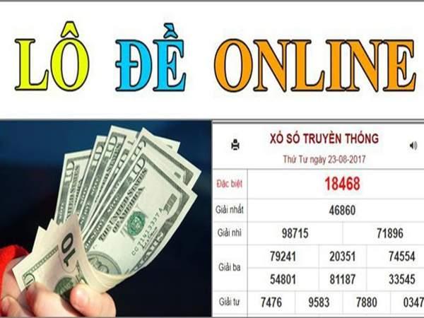 Đa dạng các hình thức cá cược tại lô đề online