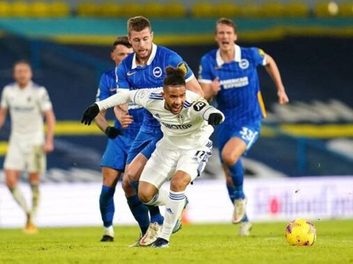 Nhận định Brighton vs Leeds, 21h00 1/5, Premier League