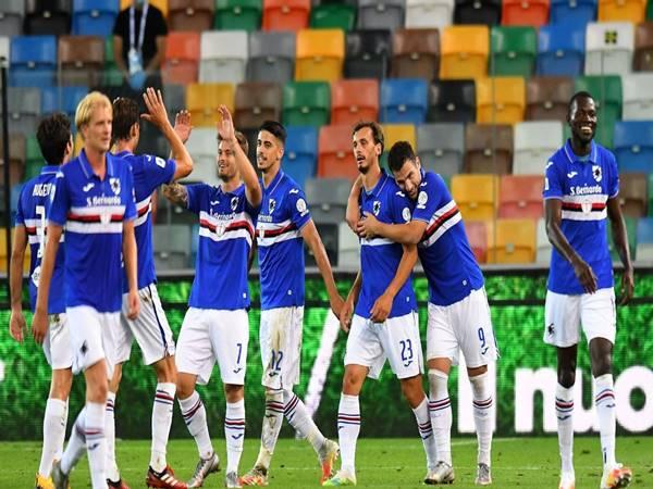 Nhận định tỷ lệ Sampdoria vs Spezia (1h45 ngày 13/5)