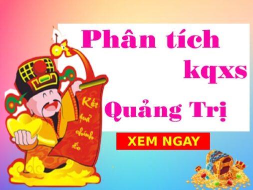 Phân tích kqxs Quảng Trị 27/5/2021 dự đoán kết quả