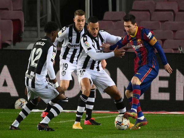 Nhận định, Soi kèo Levante vs Barcelona, 03h00 ngày 12/5 - La Liga
