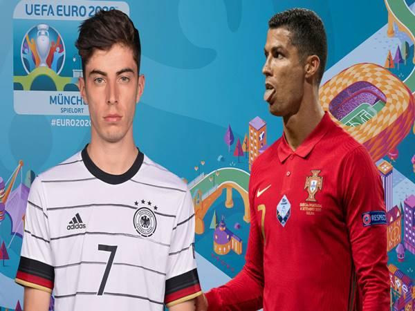 Nhận định Bồ Đào Nha vs Đức, 23h00 ngày 19/6 VCK Euro