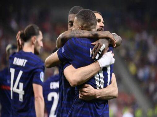 Bóng đá QT hôm nay 29/6: Les Bleus bị loại ở vòng 1/8