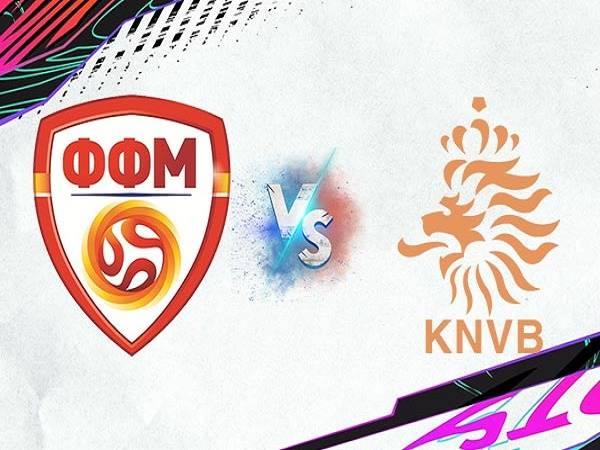Nhận định Bắc Macedonia vs Hà Lan – 23h00 21/06/2021, Euro 2021