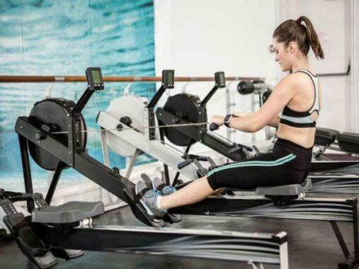 Những lợi ích khi tập với máy tập chèo thuyền (rowing machine)