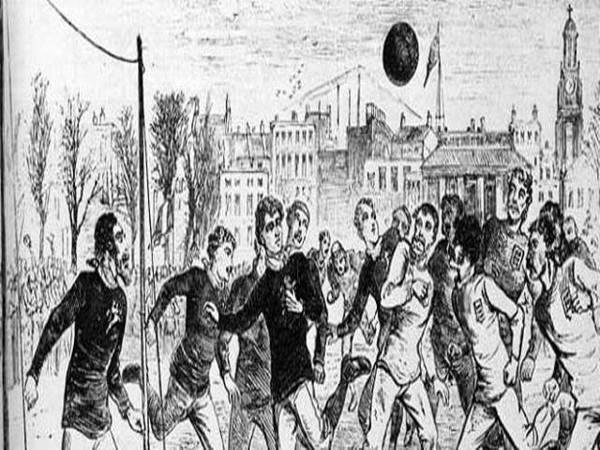 Bóng đá xuất xứ từ nước nào? Lịch sử hình thành bóng đá
