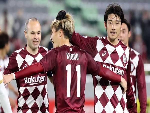 Nhận định tỷ lệ Nagoya Grampus vs Vissel Kobe (16h00 ngày 18/8)